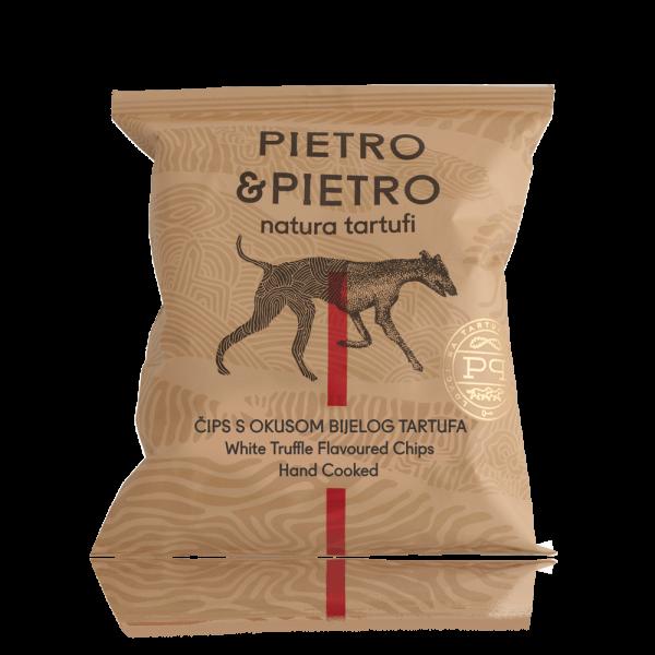 Pietro&Pietro čips s bijelim tartufom