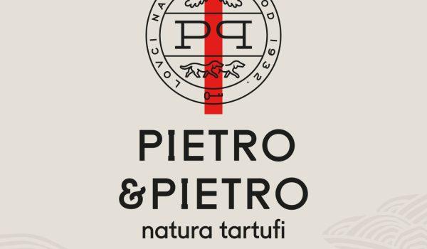 Pietro&Pietro logo; shelf photo