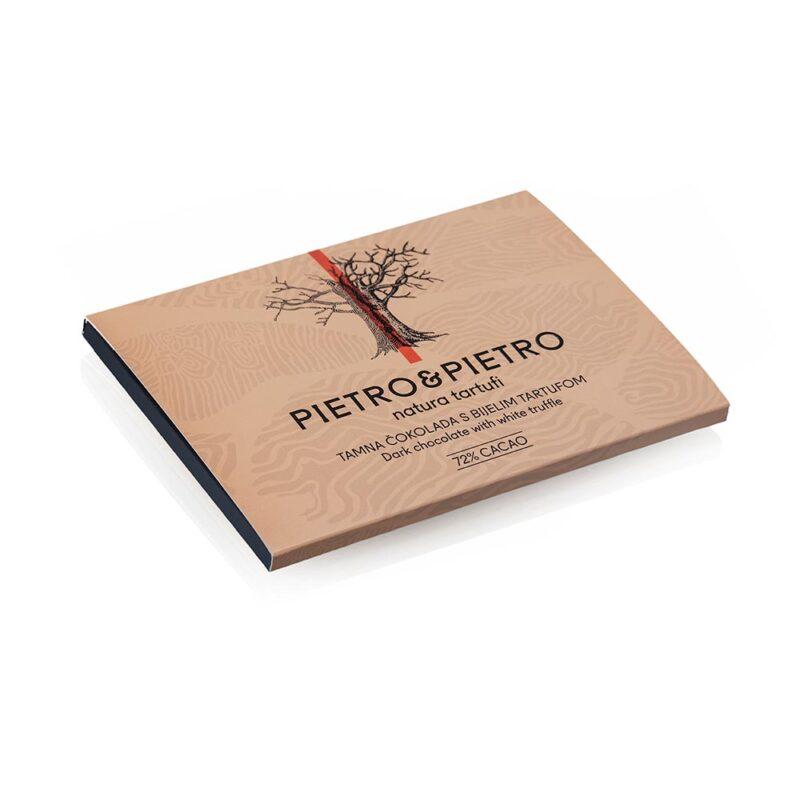 Pietro&Pietro - Čokolada s bijelim tartufom