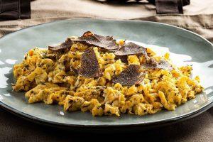 Pietro&Pietro recepti - Fritaja s tartufima