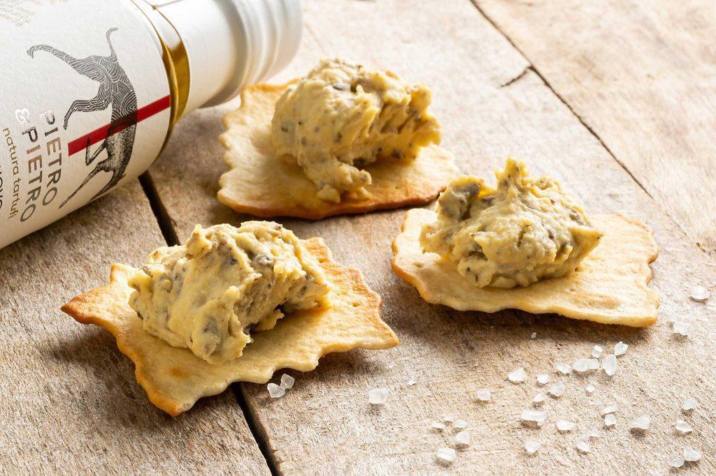 Pietro&Pietro - Namaz od slanutka s tartufima
