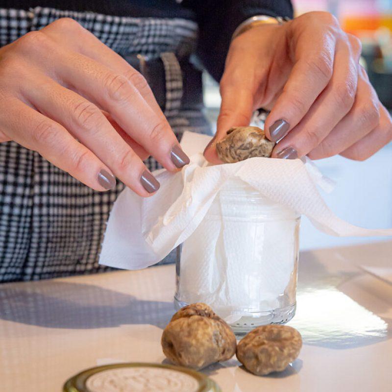 Skladištenje i čuvanje svježih tartufa